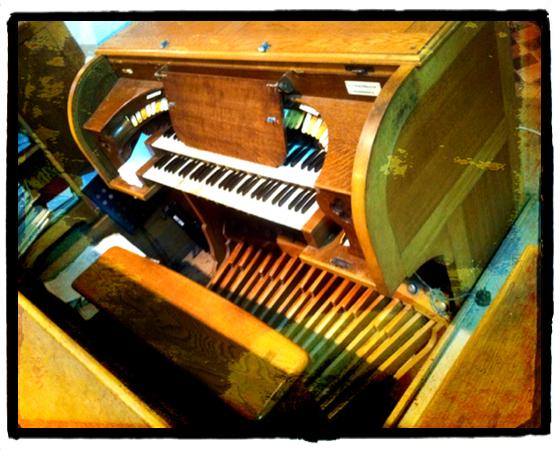 on c organ