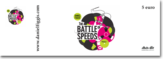 ticket for battle of speeds event