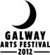 galway arts festival 2012 logo